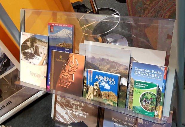 Niderlandda turizm sərgisində erməni təxribatının qarşısı alındı - FOTO