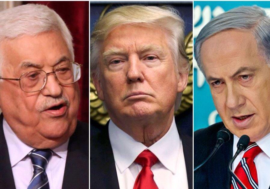 """Son dəqiqə-Mahmud Abbas, Trampa və Netanyahuya """"Əsrin sazişi""""-nə yox dedi."""