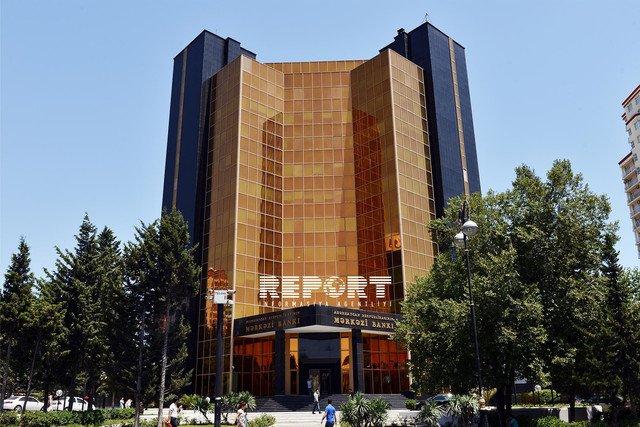 Azərbaycan Mərkəzi Bankı uçot dərəcəsini azaldılıb