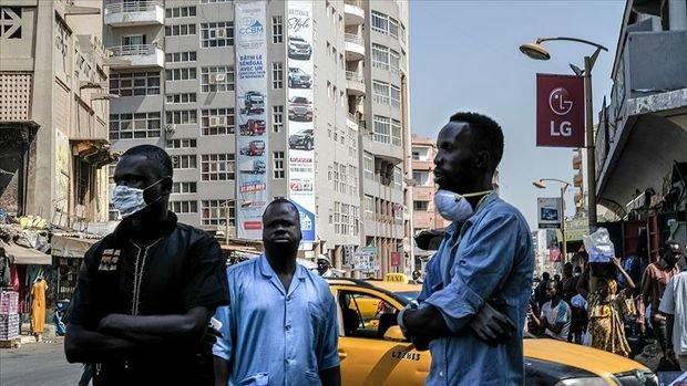 Afrikada koronavirusa yoluxma halı artır