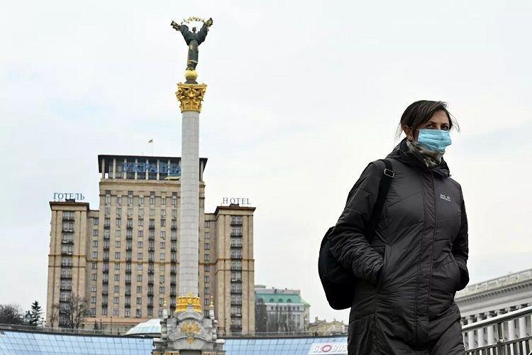 Ukraynada koronavirusa yoluxanların sayı artmaqdadır