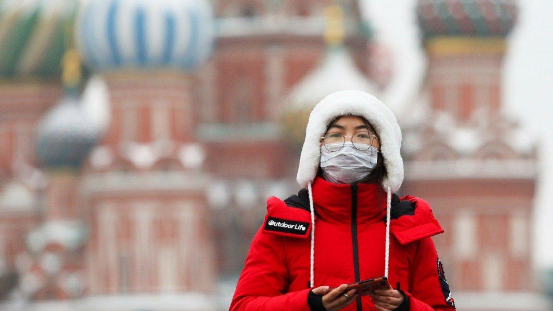 Rusiyada son sutkada koronavirusa yoluxanların sayı kəskin artıb
