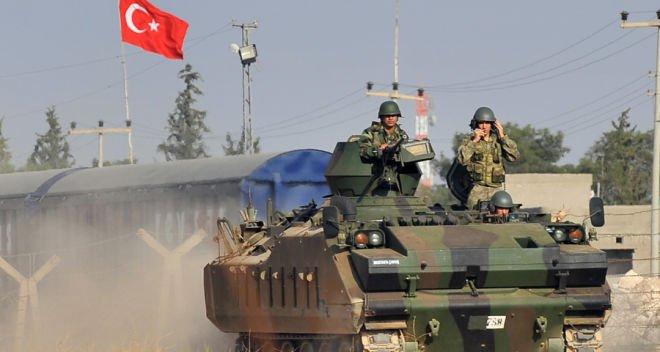 Türk ordusu Suriyada 24 terrorçunu məhv etdi