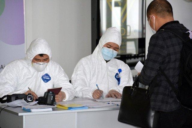 Qırğızıstanda koronavirusa yoluxanların sayı artdı
