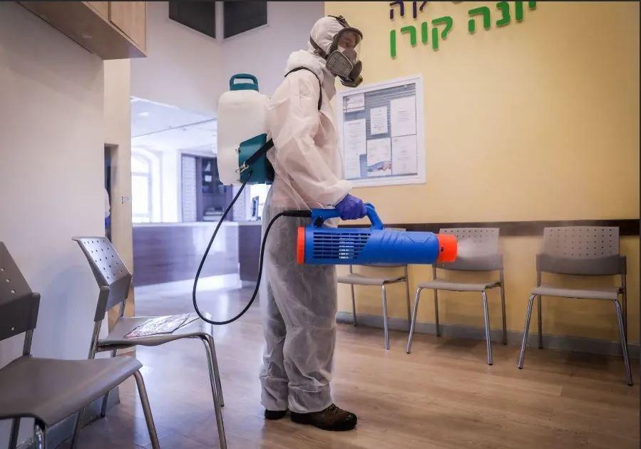 İsraildə koronavirusa yoluxanların sayı səkkiz mini ötdü