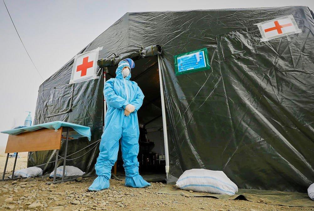 Gürcüstanda koronavirusa yoluxanların sayı 170 nəfərə çatdı
