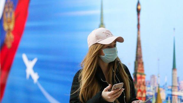 Rusiyada koronavirusa yoluxanların sayı 10 mini keçdi