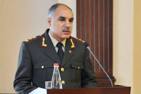 Xanlar Vəliyev yenidən hərbi prokuror oldu - ÖZƏL