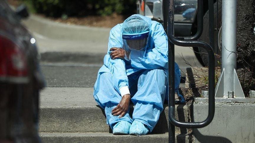 ABŞ-da pandemiya qurbanlarının sayı 27 mini ötüb