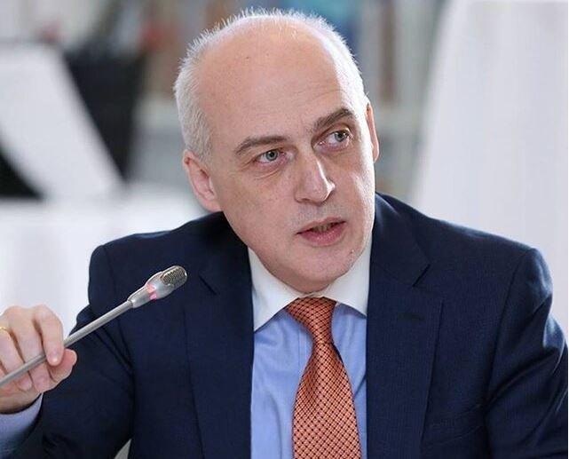 """XİN başçısı: """"Gürcüstan Azərbaycana dəstək və həmrəylik mesajı göndərir"""""""