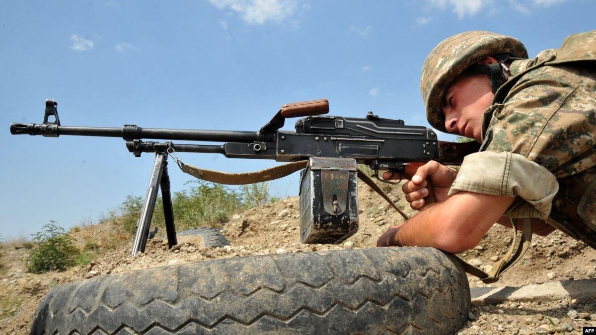 Ermənistan silahlı qüvvələri atəşkəsi 25 dəfə pozdu