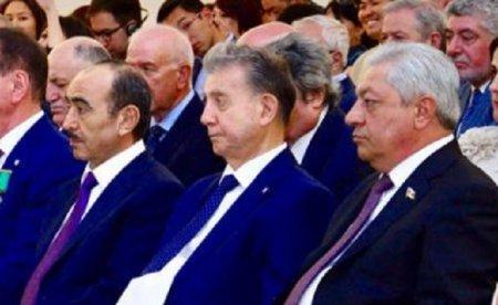 Cavanşir Feyziyev Əli Həsənovun yadigarıdır... - Müraciət...