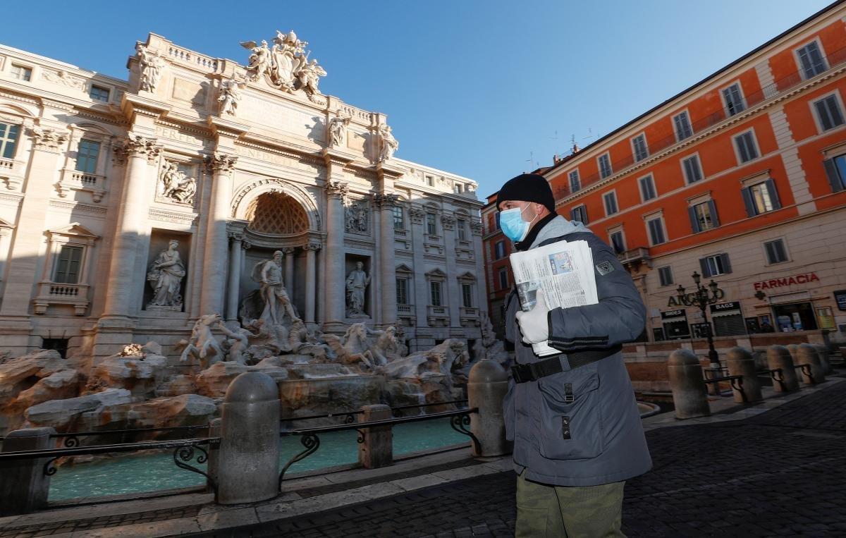 İtaliyada son sutkada rekord sayda koronavirusdan sağalma qeydə alındı
