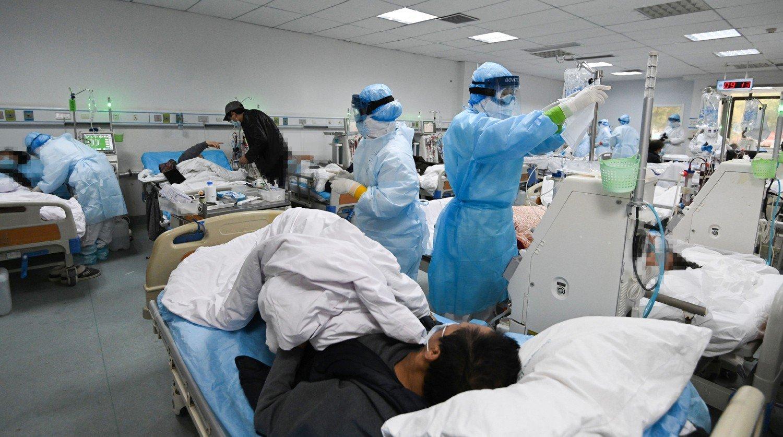 Çində qoca kişi 78 nəfəri koronavirsa yoluxdurdu