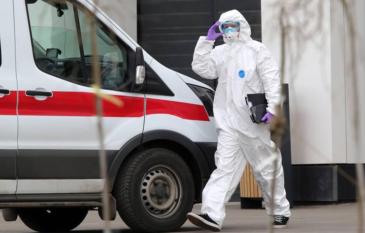 Moskvada daha 41 nəfər COVID-19-dan öldü