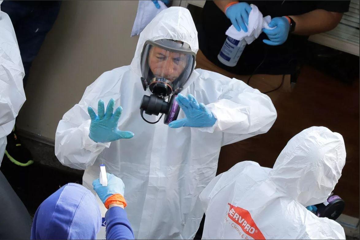 ÜST: Dünyada bir gündə COVID-19-dan 6 mindən çox insan öldü