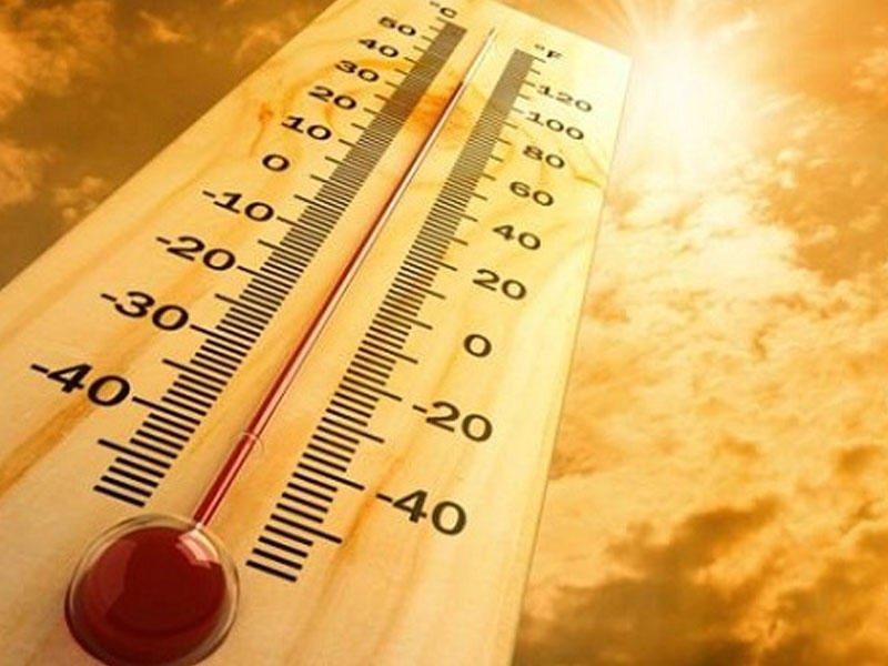 DƏHŞƏTLİ İSTİLƏR gəlir: temperatur rekord həddə yüksələcək