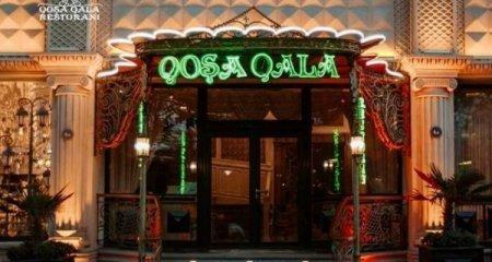 """Adı qalmaqalda hallandırılan """"Qoşa Qala"""" restoranı fəaliyyət göstərmir - Menecerdən təkzib..."""