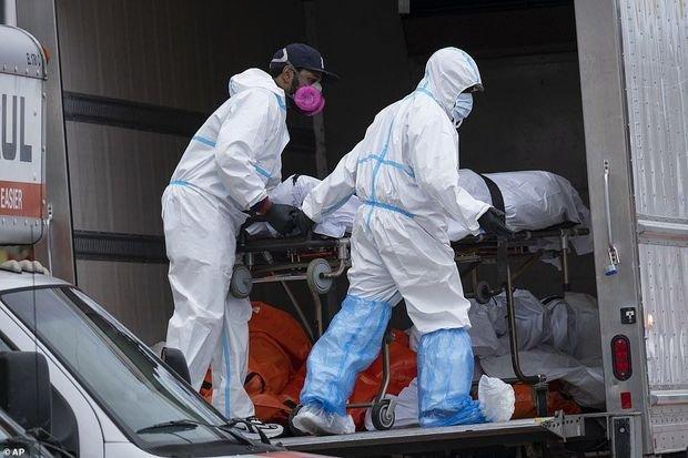 Koronavirusdan ölənlərin meyitləri küçədə qaldı