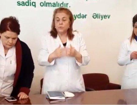 Ağciyər Xəstəlikləri İnstitutunda karantin rejimi qaydaları pozulub? – İDDİA + VİDEO