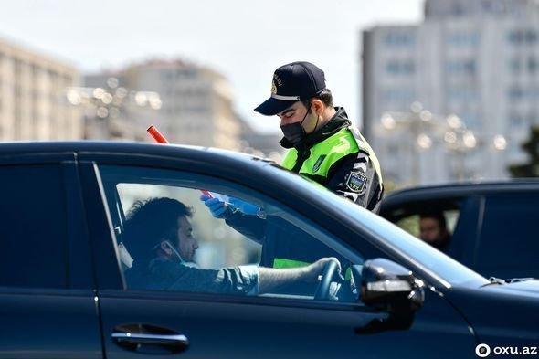 Son bir ayda karantin rejimini pozan hərəkət iştirakçılarının sayı açıqlandı