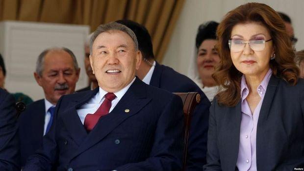 Qazaxıstan prezidenti Nazarbayevin qızının spiker səlahiyyətlərinə xitam verib