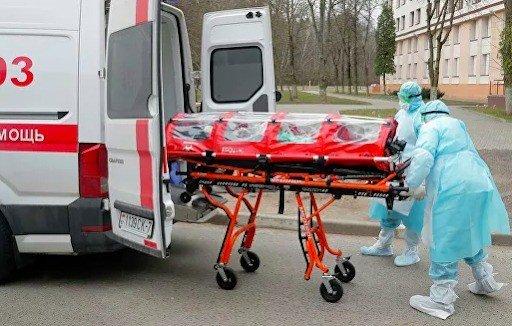 Belarusda koronavirusdan ölənlərin sayı 100-ü keçdi