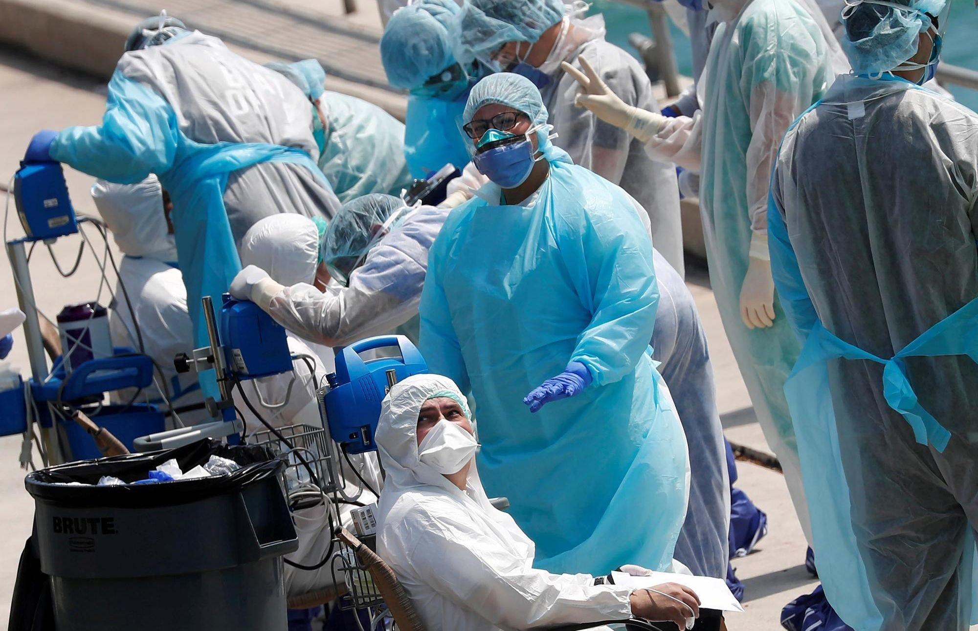 ABŞ-da koronavirus qurbanlarının sayı 75 mini ötdü