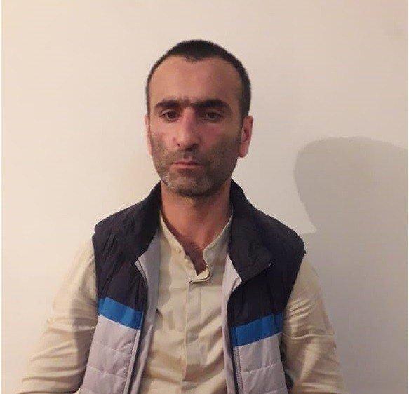 Kürdəmirdə keçmiş məhkum narkotiklə tutuldu - VİDEO