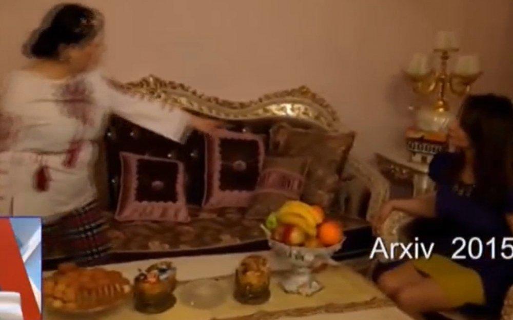 Elza Seyidcahanın qızıl divanı - Video