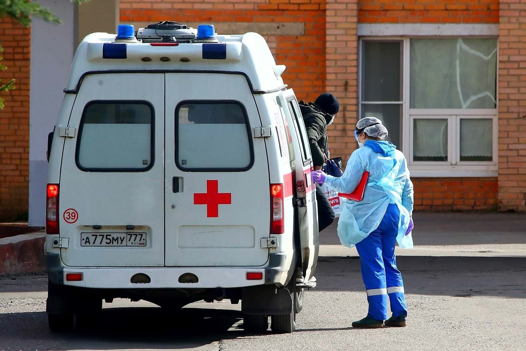 Moskvada bir gündə koronavirusdan 77 nəfər ölüb
