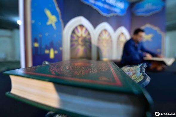 Bu gecə Ramazanın sonuncu Qədr gecəsidir
