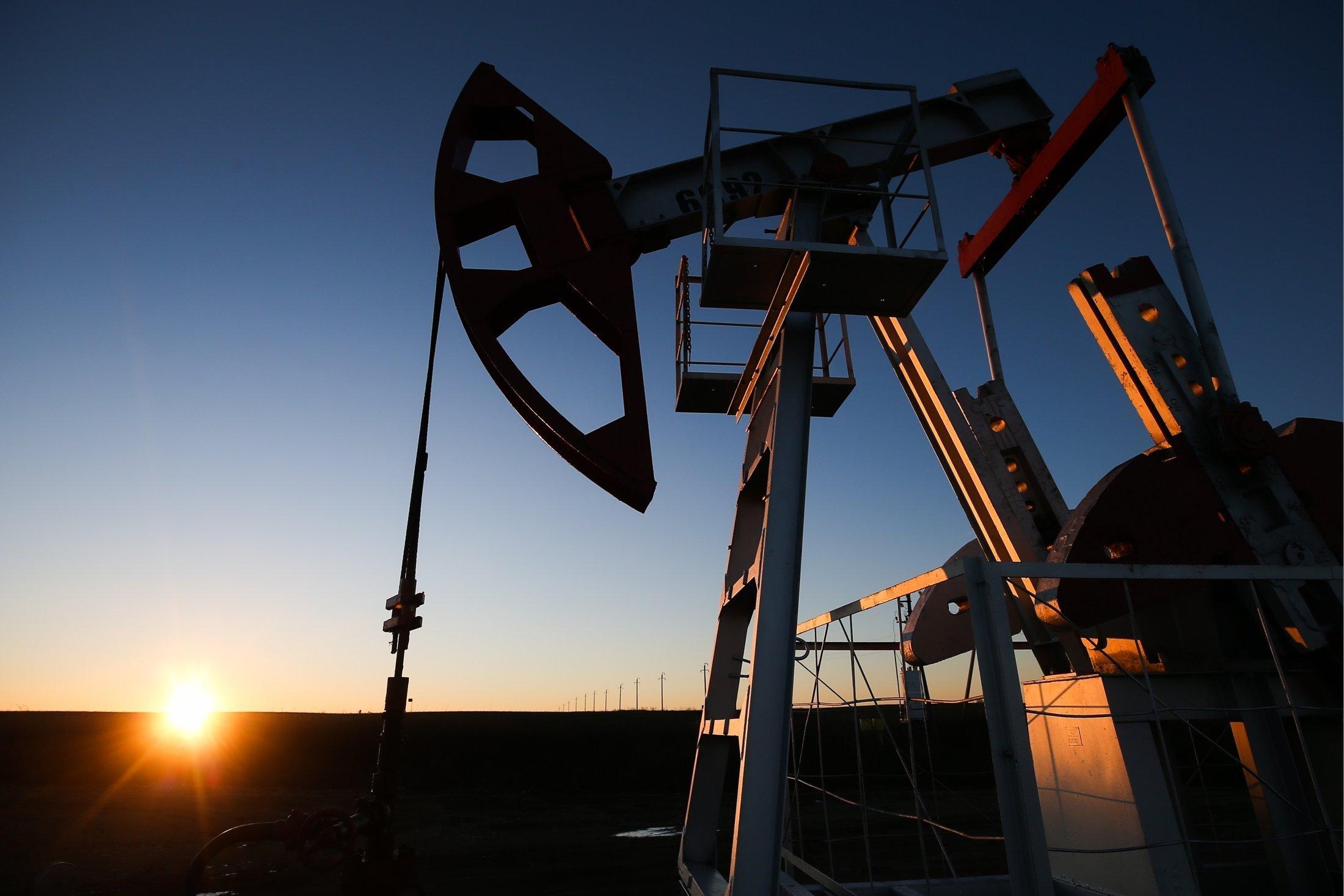 """""""Brent"""" markalı neftin qiyməti 36,41 ABŞ dollarına çatdı"""