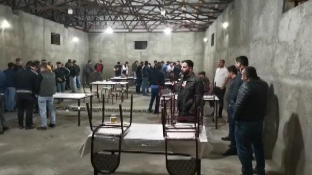 Biləcəri qəsəbəsində sanitar-karantin qaydalarını pozan restoran aşkarlanıb