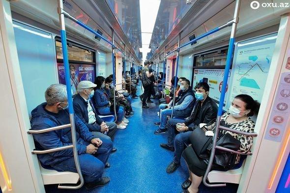 Bakı metrosunda karantin qaydaları niyə pozulur? - RƏSMİ AÇIQLAMA
