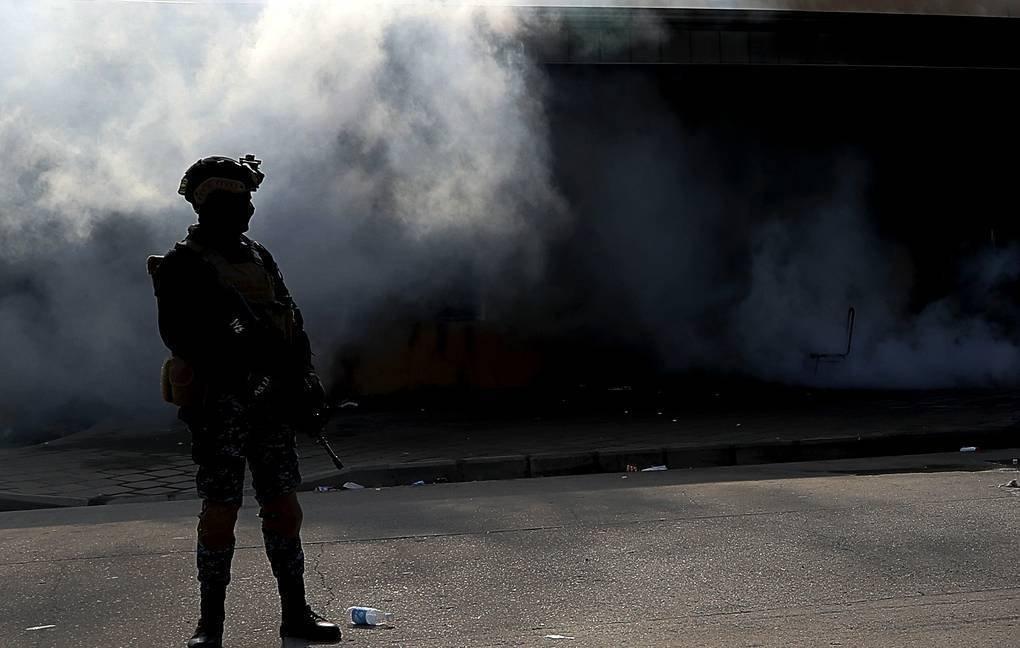 ABŞ-ın İraqdakı Səfirliyinin yaxınlığına raket atılıb