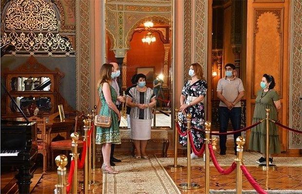 Hacı Zeynalabdin Tağıyevin ev muzeyinin açılışı oldu