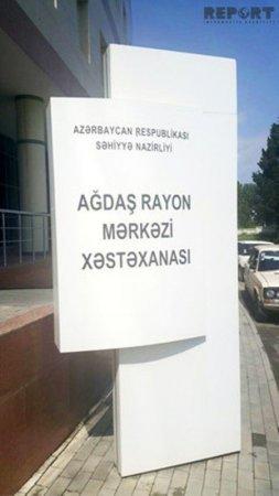 Ağdaşda bərbad günə qalan səhiyyə sistemi - NARAZILIQ...