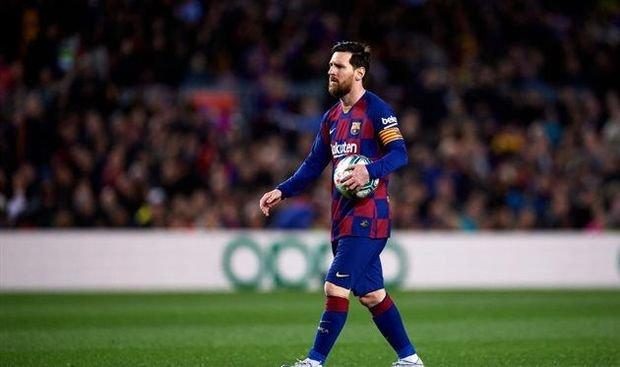 """Messi """"Barselona""""da daha bir rekorda imza atdı"""