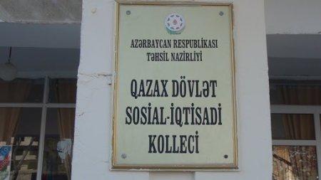 Qazax Dövlət Sosial-İqtisadi Kollecində müdhiş saxtakarlıq - İTTİHAM