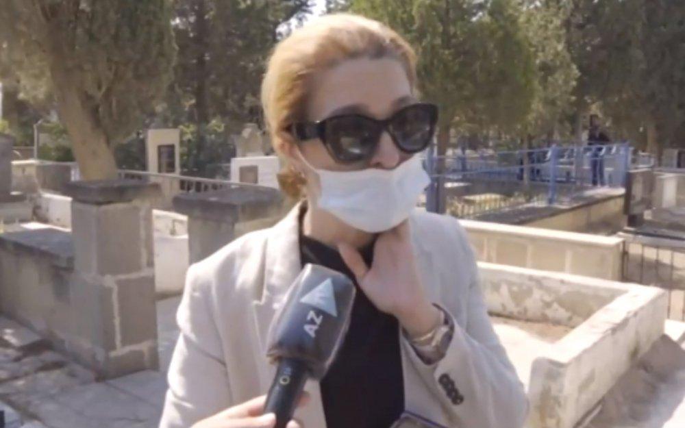 """""""Qızdırması düşmüşdü, KT-də bu diaqnoz çıxdı"""" - Etibar Babayevin xanımı"""