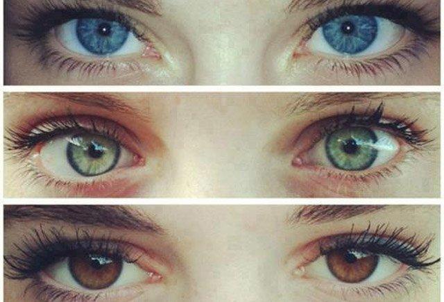Dünyada ən nadir göz rəngi hansıdır