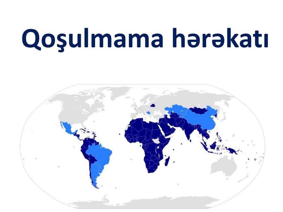 Qoşulmama Hərəkatının 120 ölkəsi erməni təxribatını pislədi