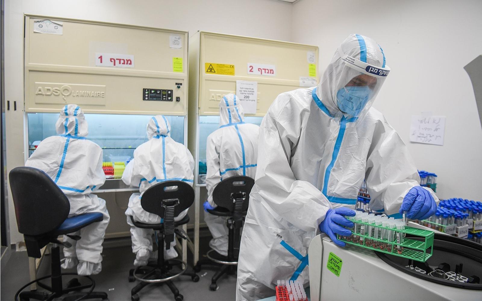 İsraildə bir gündə 1 641 nəfər koronavirusa yoluxub