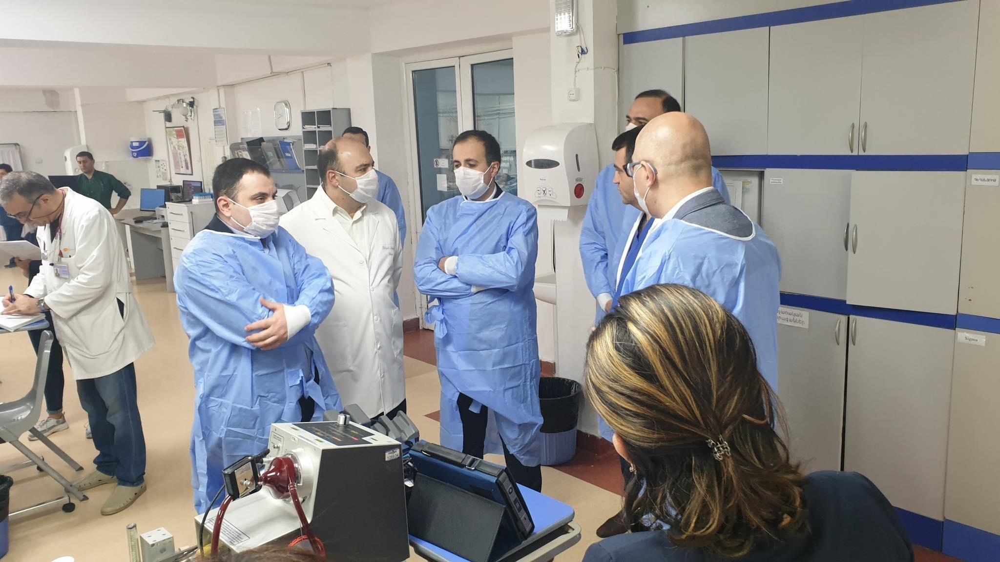 Ermənistanda koronavirusdan ölənlərin sayı 700-ə çatır