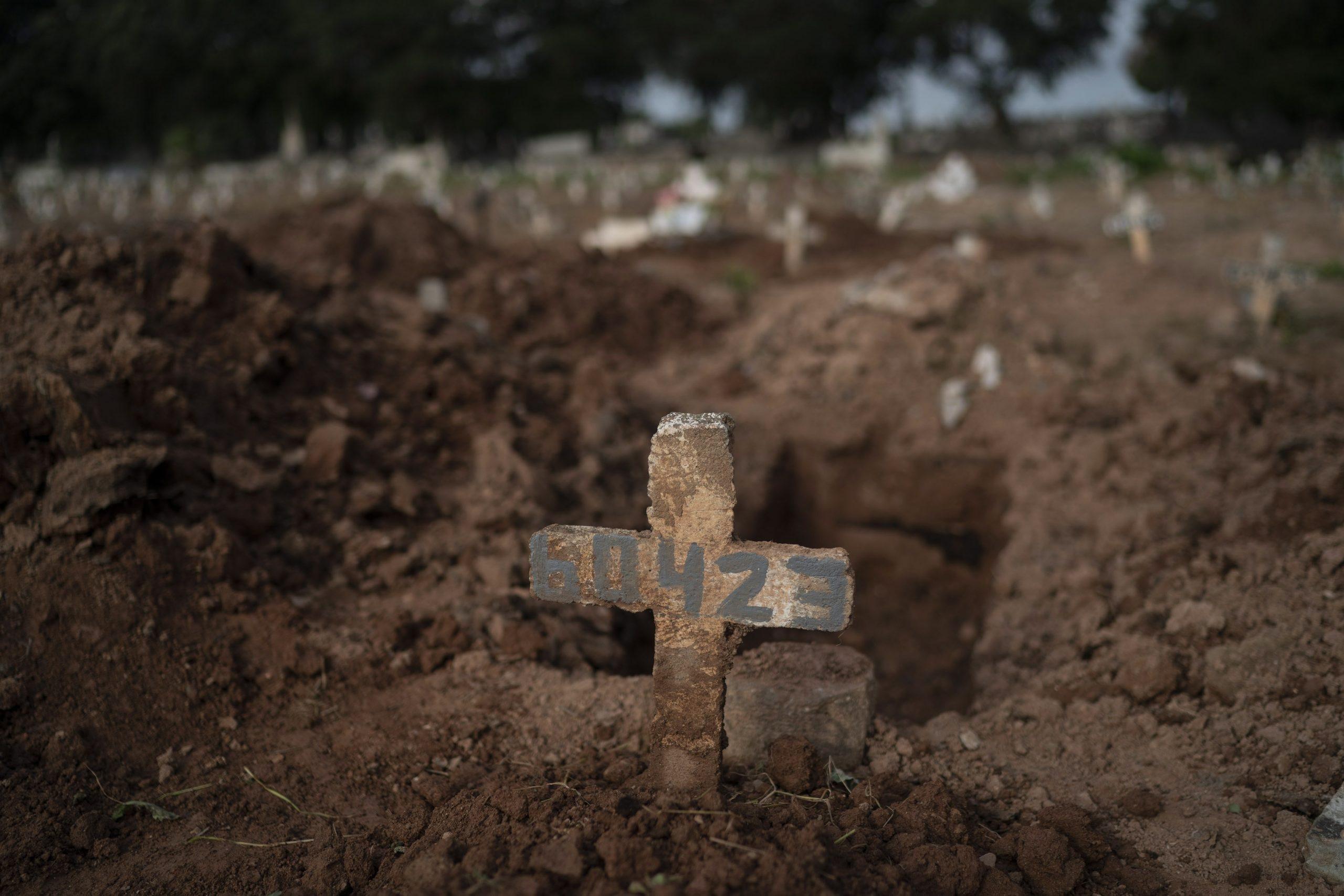 Braziliyada ifeksiyadan ölənlərin sayı 88 mini keçdi