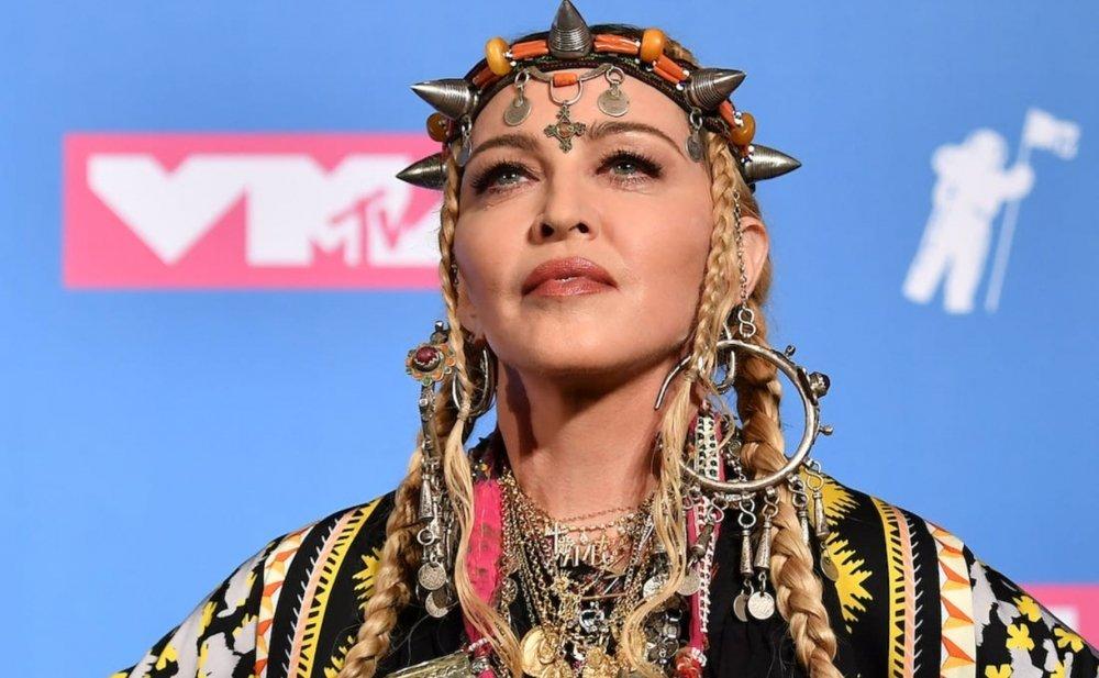 İnstaqram Madonnaya qadağa qoydu