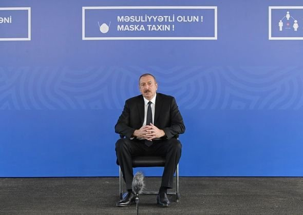 Deputat Prezidentin Şəki səfərini şərh etdi