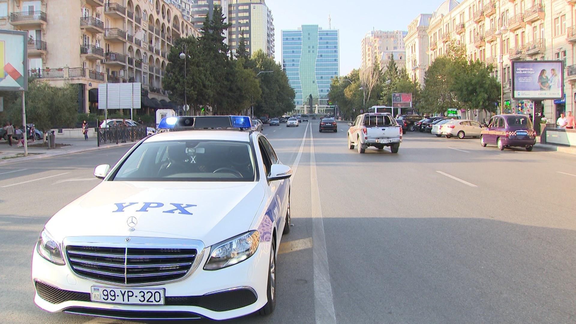 Bakı polsi YPX əməkdaşları ilə bağlı araşdırma aparıb