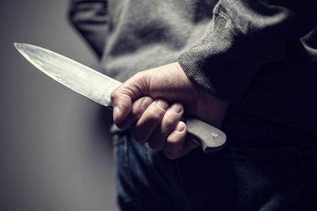 Şəmkirdə iş yoldaşını bıçaqlayan şəxs tutulub